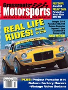 CP makes the cover of Grassroots Motorsports Dec 2001